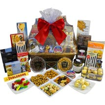 Magnificent Sweet N Savoury: Gift Hampers to Australia