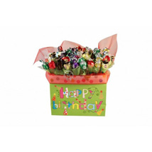 Happy Birthday Sweet Bouquet: Gifts to Austria