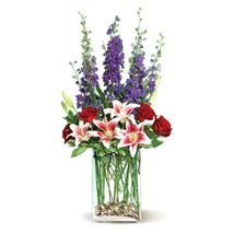 Floral Fantasia: Love & Romance Gifts to Canada