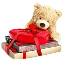 With All My Heart Gift Set: Bhai Dooj