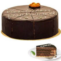 Dessert Sacher Cake: Cakes for Birthday