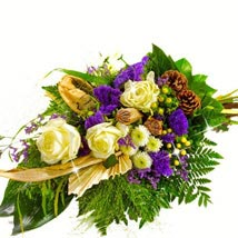 Kind Condolences Bouquet: Bouquets for Birthday