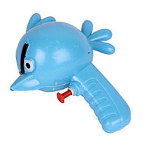 6 Inch Angry Bird Water Gun: Send Pichkaris