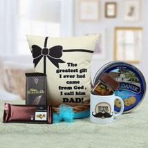 A Yummy Treat for Daddy: Birthday Gift Baskets
