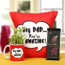 Amazing Luck For Dad: Fathers Day Gift Hampers
