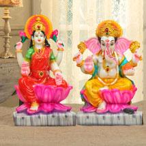 Auspicious Diwali Delight: Laxmi Ganesh Gifts