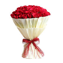 Authentic Love 100 Roses: Send Flowers
