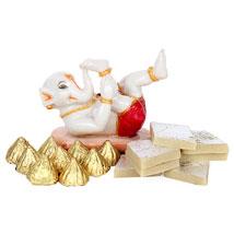 Bal Ganesha Combo: Ganesh Chaturthi Gifts