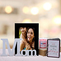 Best Mom Gift Hamper: Send Mothers Day Personalised Photo Frames