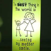 Best Smile Lamp: Bottle Lamps