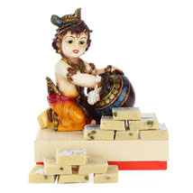 Blissful Bal Krishna: Janmashtami Gifts