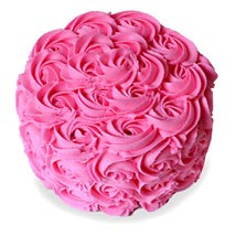 Brimming With Roses Cake: Designer cakes for Mother's Day