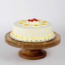 Butterscotch Cake: Eggless Cakes Dehradun