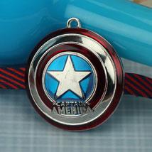 Captain America Kids Rakhi: Send Rakhi for Kids
