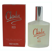CHARLIE RED EDT Spray 3 4 OZA: Perfumes for Valentines Day