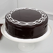Chocolate Cake: New Year Gifts