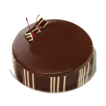 Chocolate Delight Cake 5 Star Bakery: Five Star Cakes to Ludhiana