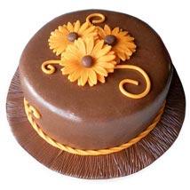 Chocolate Orange Cake: Chocolate cakes for anniversary