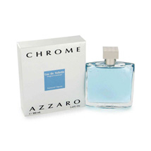 CHROME EDT Spray: Perfumes for Him