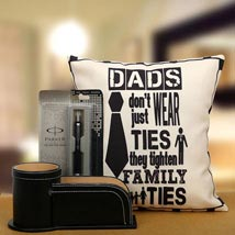 Classy Gift For Dad: Send Fathers Day Gift Hampers