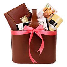 Coffe Lovers Heavenly Hamper: Send Bhai Dooj Gift Hampers
