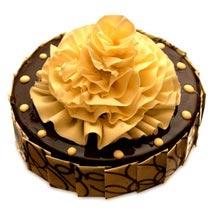 Delightful Chocolate Fantasy Cake: Romantic Chocolate Cakes