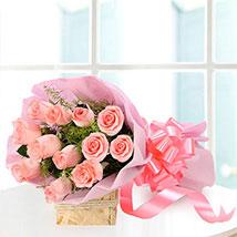 Elegance: Birthday Flowers for Sister