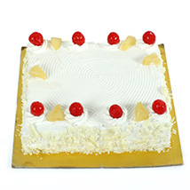 Exotic Pineapple Cake: Pineapple Cakes Delhi