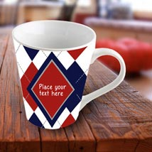 Exquisite Personalized Mug: Fathers Day Personalised Mugs