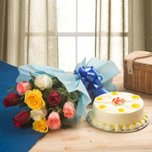 Feeling Swarm: Flowers & Cakes for Womens Day