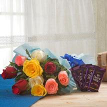 Flowerly Song: Valentine Flowers Nashik