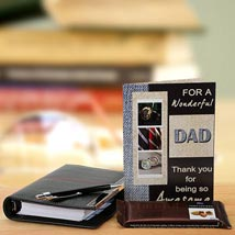 For A Busy Dad: Gifts to Silchar
