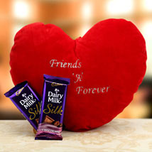 Friends Forever Combo: Friendship Day Chocolates