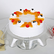Fruit Cake: 10Th Anniversary Cakes