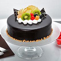 Fruit Chocolate Cake: Romantic Chocolate Cakes