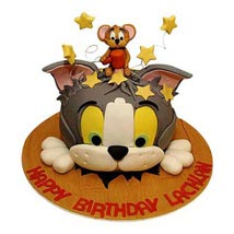 Hammering Tom Jerry: Gifts for 2Nd Birthday