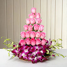 Hugs N Kisses: Flowers for Mothers Day