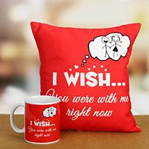 I Wish Combo: Send Karwa Chauth Gifts to Agra