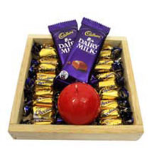 It could be Chocolate Love: Send Diwali Gifts to Mohali