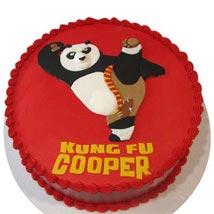 Kicking Po Cake: Cakes for 2Nd Birthday