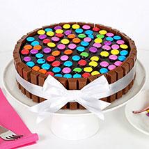 Kit Kat Cake: Bhai Dooj Gifts Chennai