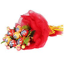 Lolipop Bouquet: Chocolate Bouquet for Kids
