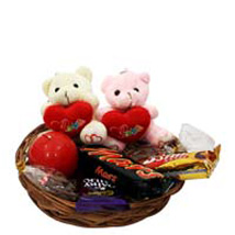 Love of Basket: Send Romantic Gift Baskets