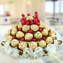 Love That Soothes Nerves: Ferrero Rocher Chocolates