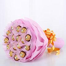 Luxury Ferrero Rocher: Chocolate Bouquet