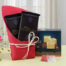 Melt Your Taste Buds: Bhai Dooj Chocolates