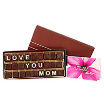 Message For Mom: Womens Day Chocolates