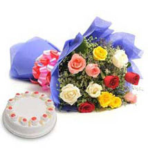 Mix Love: Flowers n Cakes - Mother's Day
