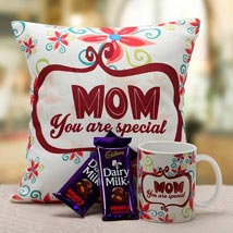 Mom Is Special: Gifts to Nagaur