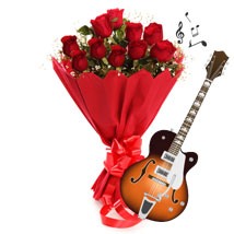 Music to the Heart: Send Valentine Flowers for Him